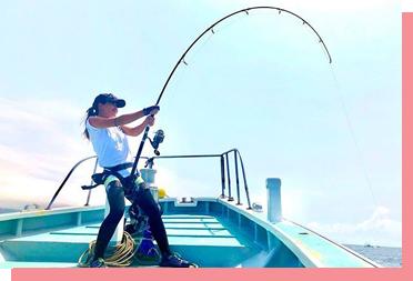 釣りガールとは