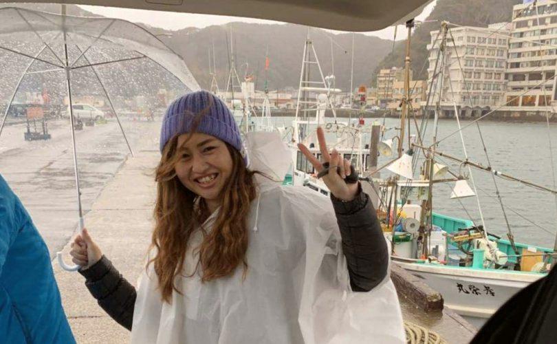 旅先の千葉(小湊港)でカマス釣りにチャレンジ!結果は・・・