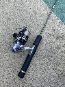 としまえん釣り
