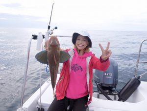 釣りガール_みく