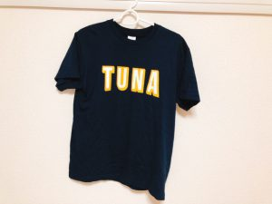 釣りガール_Tシャツ