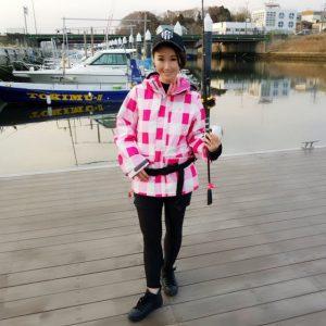 釣りガール_春ファッション