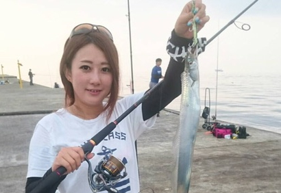釣りデビューのきっかけとハマった理由(エリカ編)