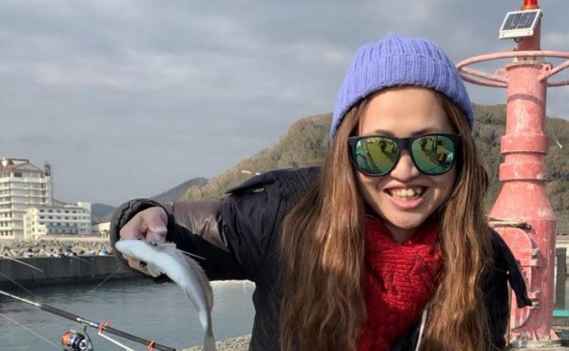 釣りガールの2019春ファッション!コーデ・服装のポイント(ゆみてぃ編)