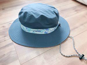 釣りガール春ファッション_帽子