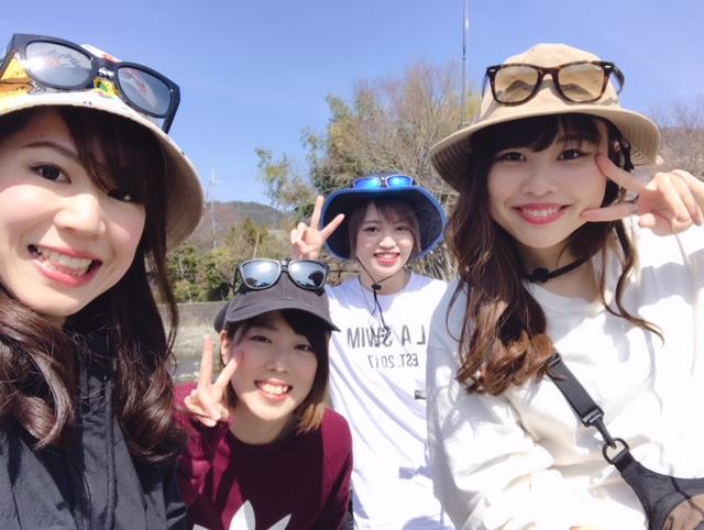 釣り友達4人と釣り女子会!トークも釣果もいい感じに盛り上がりました♪