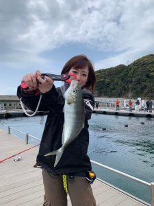 釣りガール_エリカ