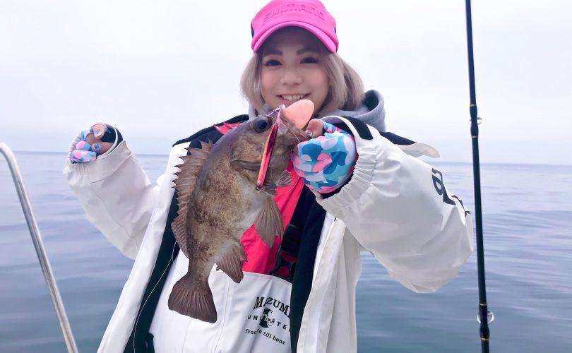 Myボートで仕入れがてらメバル&ソイ釣りに挑戦!
