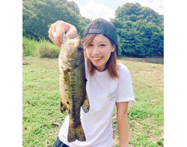 釣りデビューのきっかけとハマった理由(YUI編)
