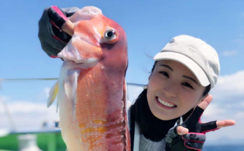 葉山あぶずり港発で、久しぶりのアマダイ釣りへ!