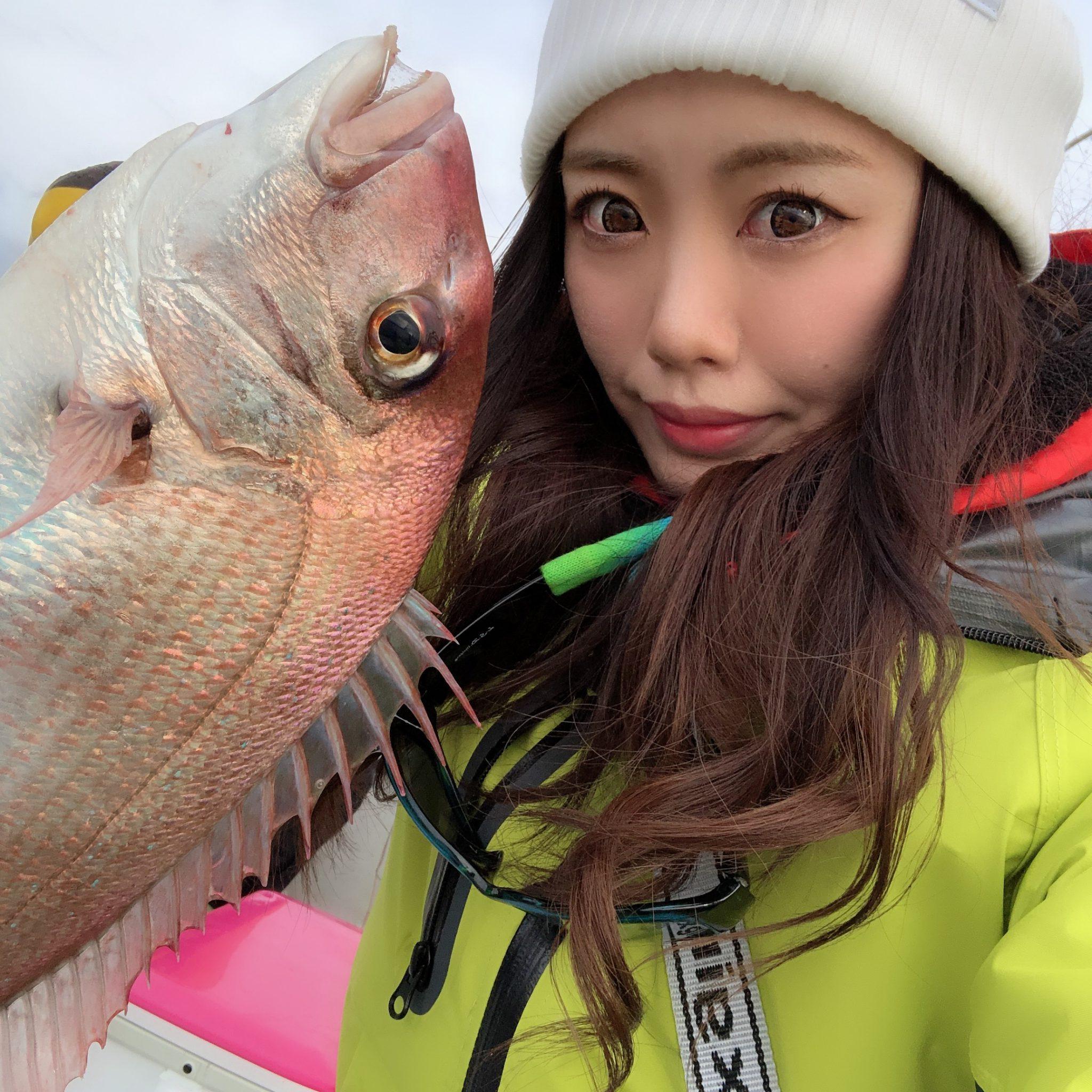 釣りガール_ゆり