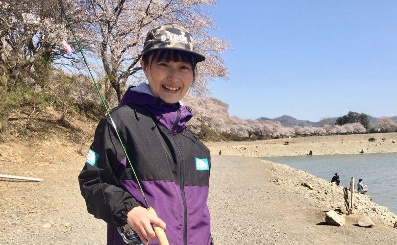 釣りガールの2019春ファッション!コーデ・服装のポイント(メグタス編)