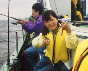 釣りガール_メグタス