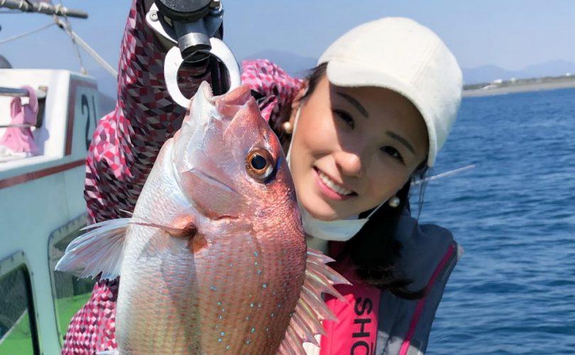 平塚の海でライトタックル五目!釣って、食べてで大満足♡