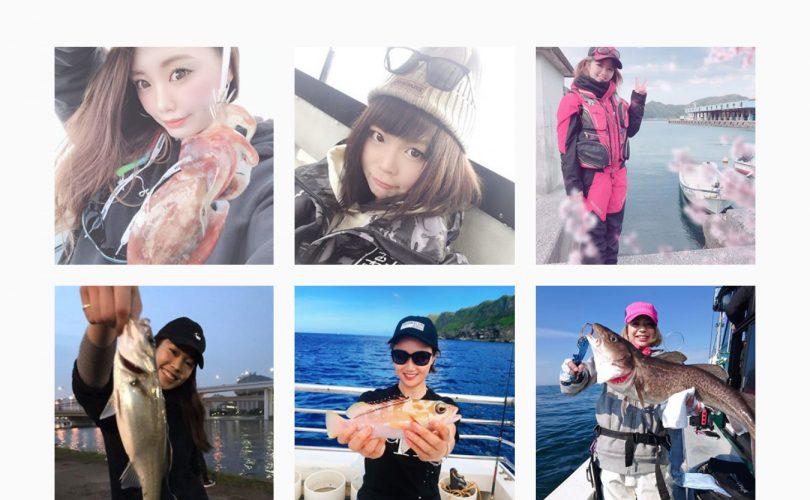 「今週の釣り女子まとめ」企画をスタートします!!