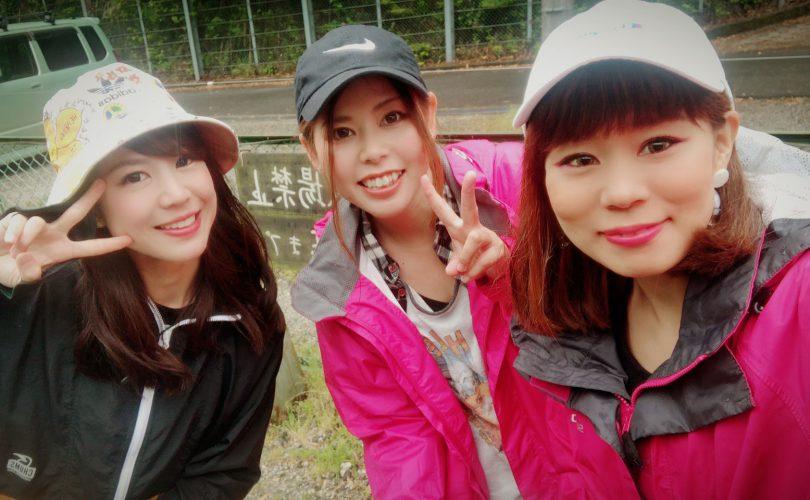 【釣り企画】関西釣りガールメンバーで初の釣行!とっても仲良くなれました💓