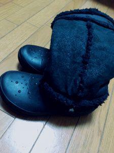 釣りファッション_ブーツ