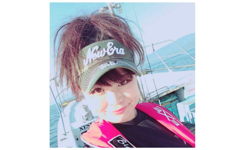 釣りガールの2019初夏ファッション!コーデ・服装のポイント(hitomi編)
