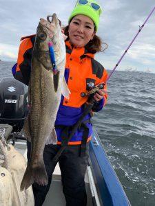 釣りガール_ひぃちゃん