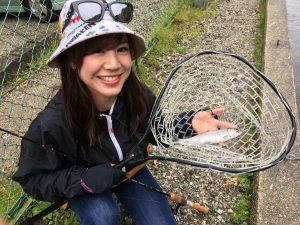 釣りガール_サキやん