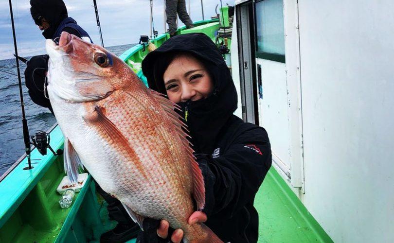 今週の釣り女子まとめVol.1~平成最後の釣り~