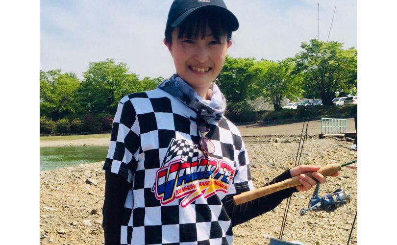釣りガールの2019初夏ファッション!コーデ・服装のポイント(メグタス編)