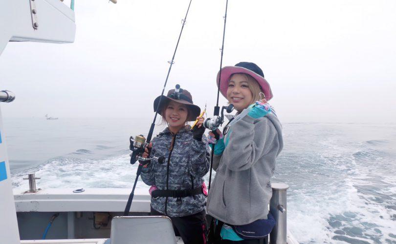 【釣り企画】九州釣り遠征✨のんちゃんと4か月ぶりの釣行でした♪