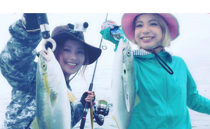 【釣り企画】みくちゃんとジギング&タイラバ釣行ー!