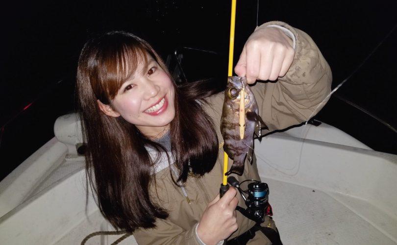 平成最後の釣り!締めくくりはボートメバル🎣✨