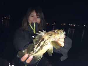 釣りガール_ゆっち