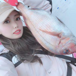 釣りガール_ユリ