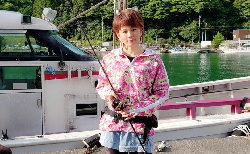 釣りガールの2019初夏ファッション!コーデ・服装のポイント(バンビ編)