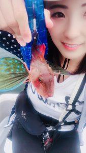 釣りガール_ミホ