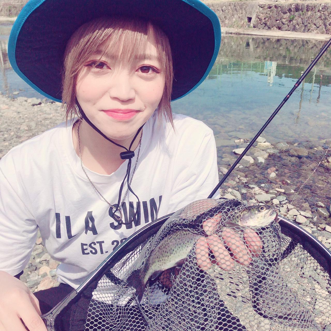 釣りガール_さっちゃん