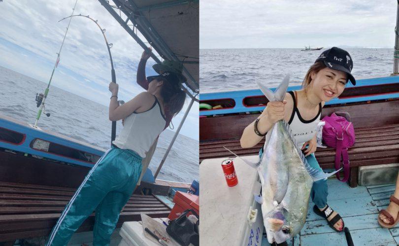 旅行×釣り!タオ島で釣りツアーに参加してきました🎣