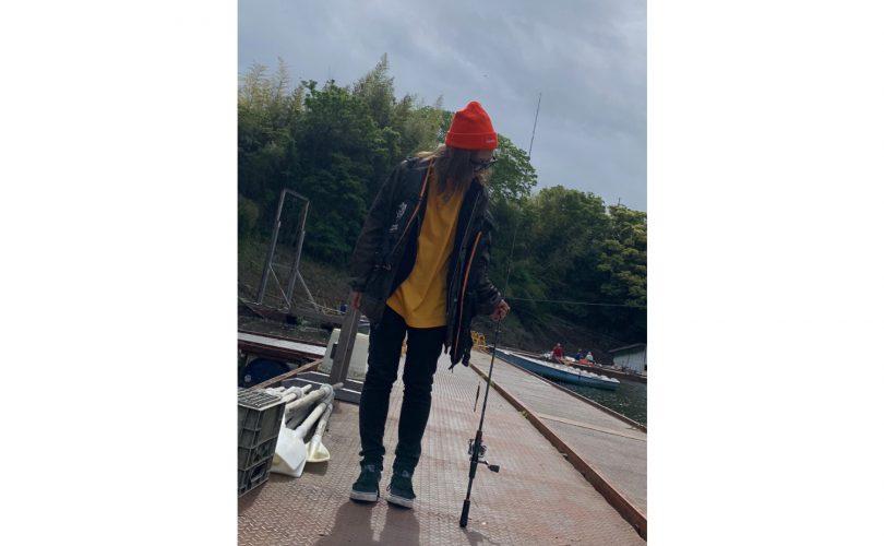 釣りガールの2019初夏ファッション!コーデ・服装のポイント(YUI編)