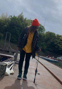釣りファッション_YUI