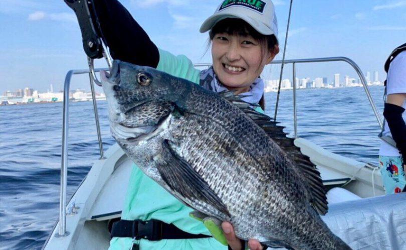【釣りイベント】初の企画参加&黒鯛釣りに挑戦してきました!