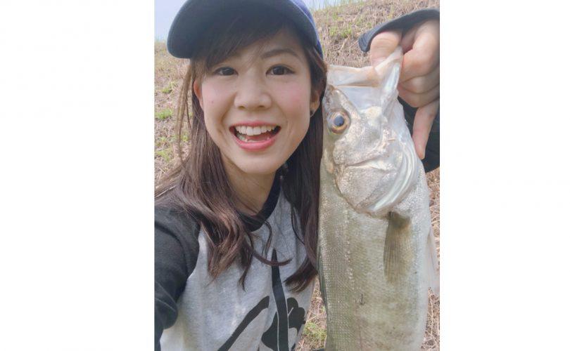ドキドキの1人釣り🎣無事に本命シーバス釣れました✨