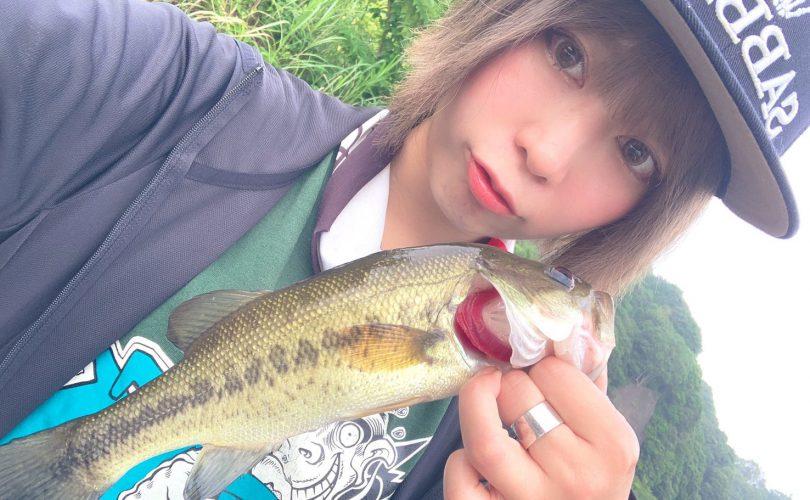 房総エリアに泊まりがけで釣り!Day2-野池♡-