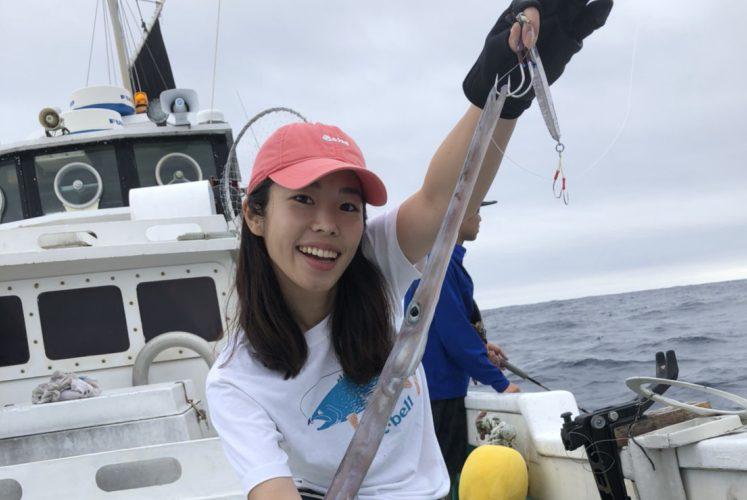 神津島で船釣り?高級魚たちに遭遇?