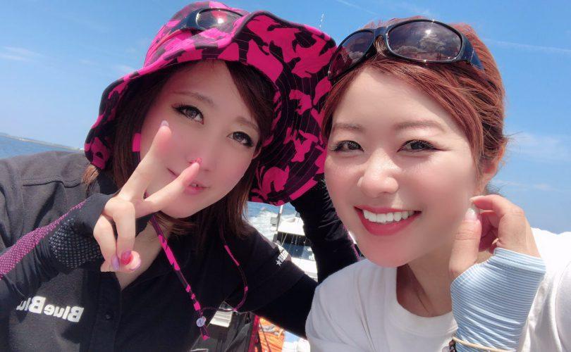 【釣りイベント】博多湾タチウオジギング!withのんちゃん♡