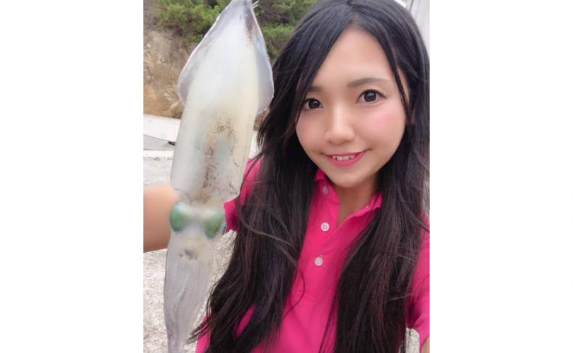 秋イカ調査🦑しまなみ海道へ✨