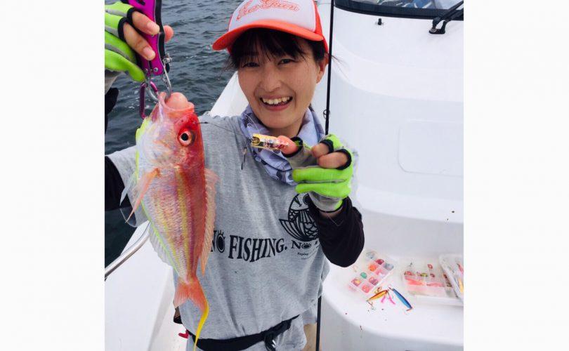 恒例!美味しい魚を求めて、五目釣り釣行♪