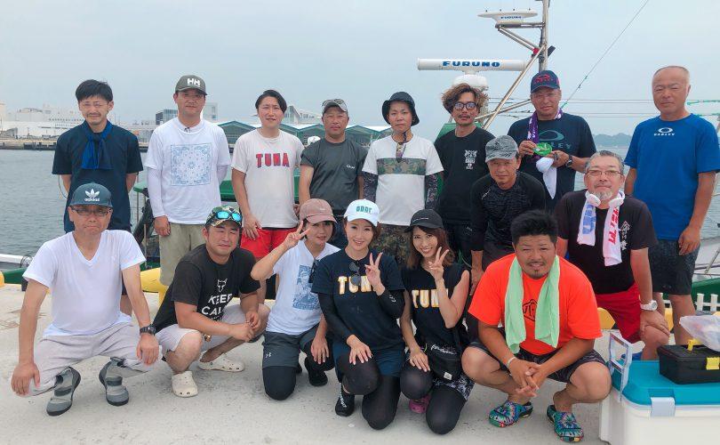 第1回まぐろ屋やまもと杯・ヒラメ釣り大会&懇親会✨