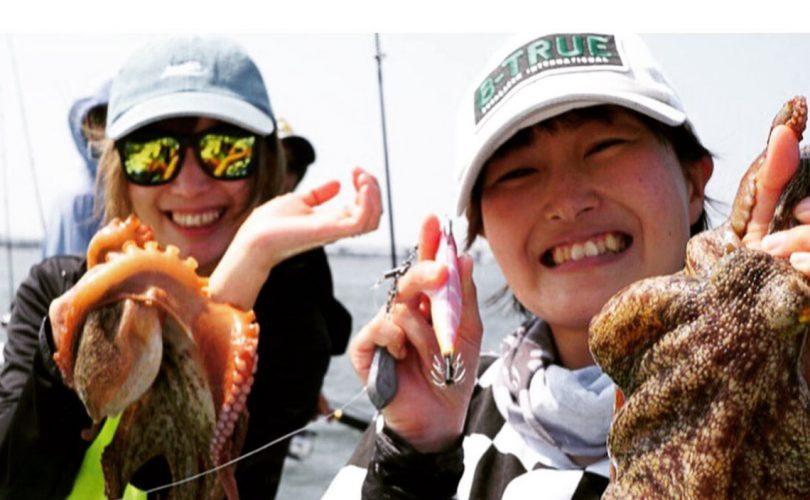 メグタスと東京湾でタコ釣り!!