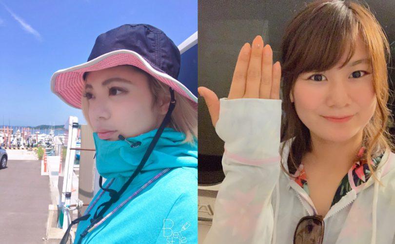 【日焼け・熱中症対策】真夏の女性向け釣りファッションはこれ! (北海道・東北釣りガール編)