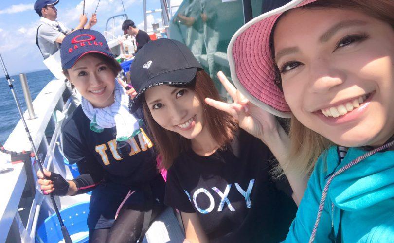けいちゃん主催のヒラメ釣り大会に参加してきました!