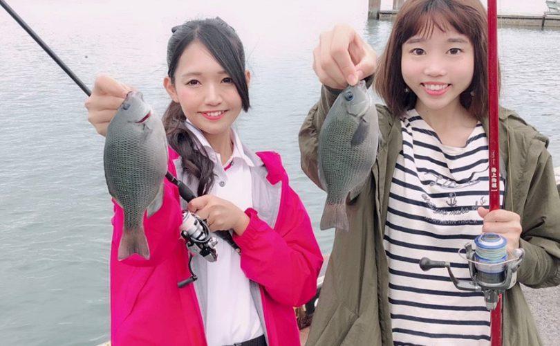 まいまいさんと岡山で釣行✨