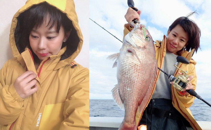 釣りガールの2019秋ファッション!コーデ・服装のポイント(バンビ編)